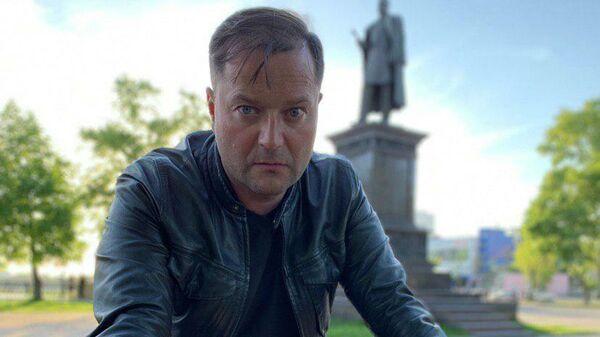 Лидер движения Новая Россия Никита Исаев