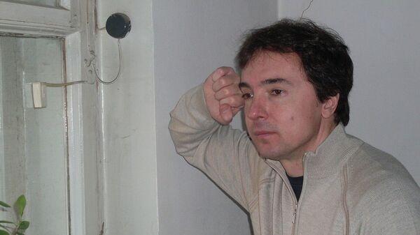 Русский поэт, главный редактор журнала Юность Валерий Дударев