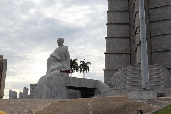 Монумент Хосе Марти