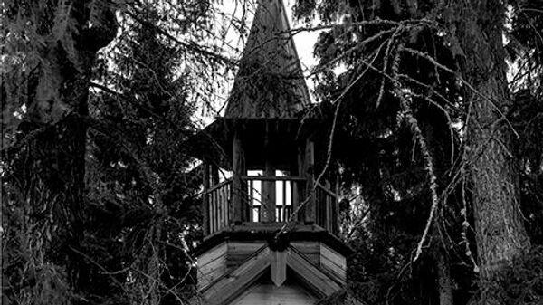 Часовня Иоанна Крестителя, 1803 год,  д. Горбачиха, Кенозерский национальный парк