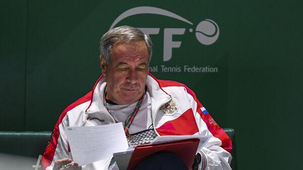 Тарпищев оценил результаты российских теннисистов в 2019 году