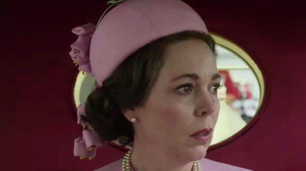 Оливия Колман в сериале Корона