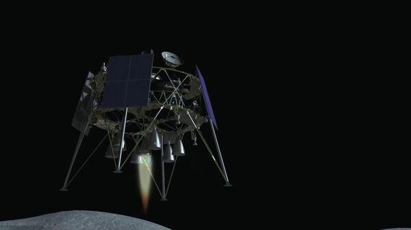 Облик лунного посадочного аппарата-попрыгунчика от КБ Южное