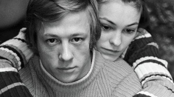 Николай Андрианов и Любовь Бурда
