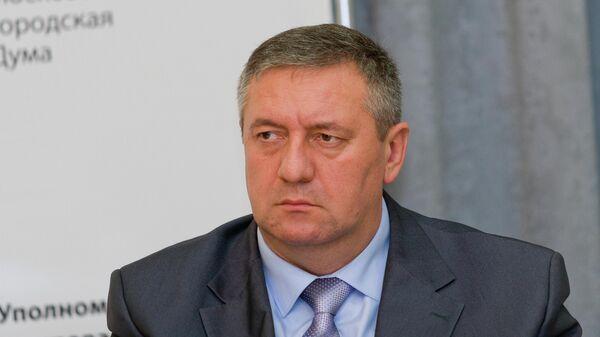 Начальник управления ФСИН России по Москве Сергей Мороз