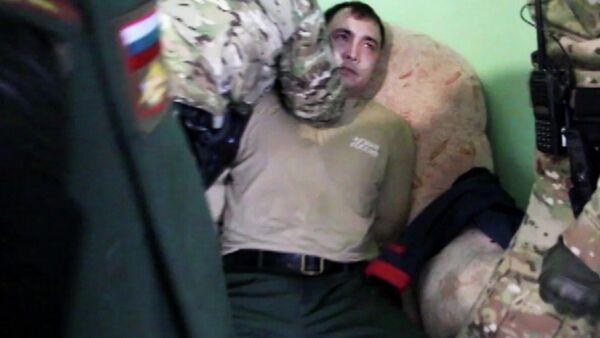 ФСБ задержала военнослужащего, подозреваемого в шпионаже в пользу Украины