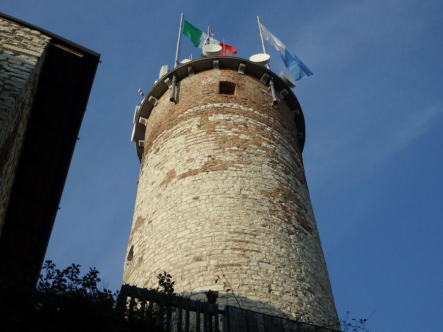 Крепость, башня Мирабелла