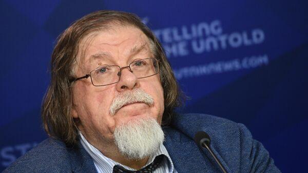 Ректор Московского государственного психолого-педагогического университета (МГППУ) Виталий Рубцов