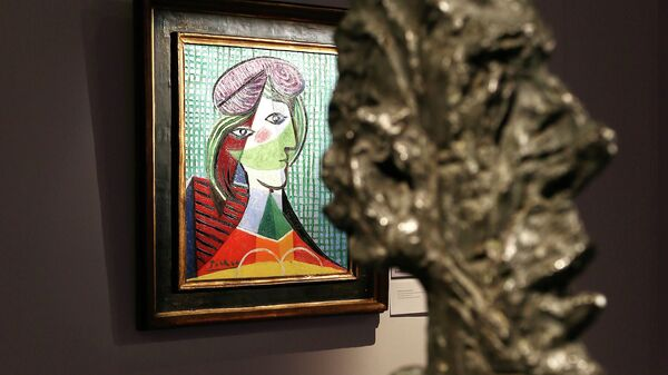 Выставка Masterpieces аукционного дома Sotheby's