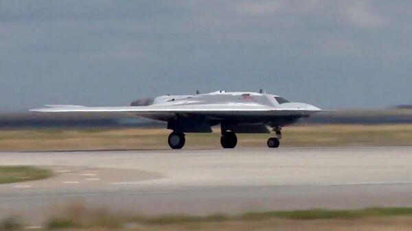 Беспилотный летательный аппарат Охотник