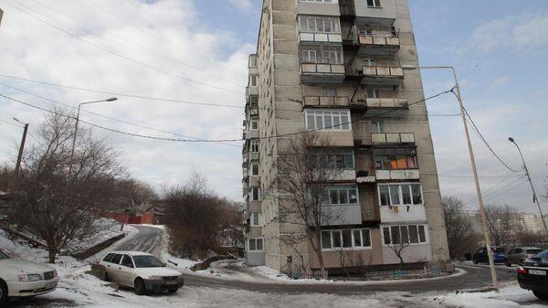 На улице Часовитина в городе Владивостоке обнаружено тело новорожденного ребенка