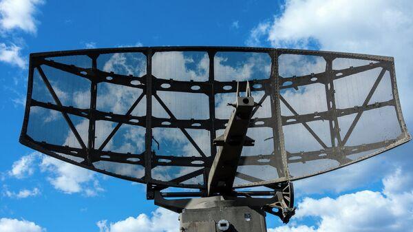 Антена радара