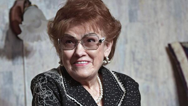 Президент Санкт-Петербургского государственного университета Людмила Вербицкая