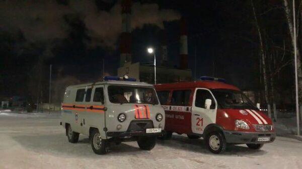 Два горняка пропали при пожаре на шахте в Коми