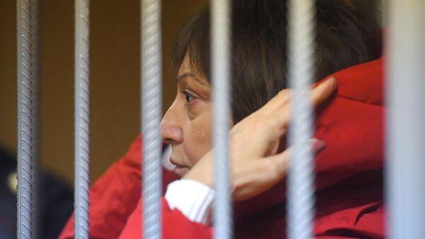 Ирина Голосная в суде. 25 ноября 2019