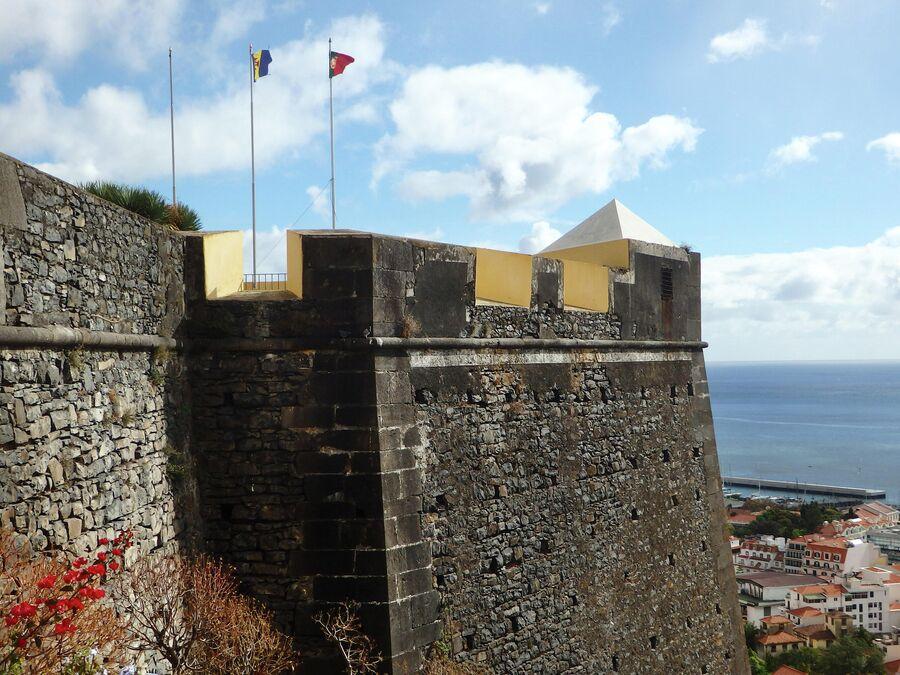 Фуншал, форт Иоанна Крестителя