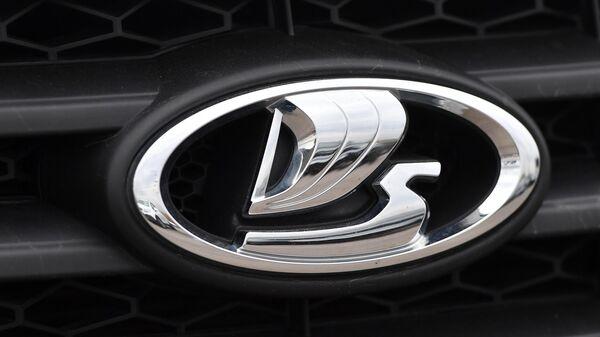 Логотип автомобиля Lada