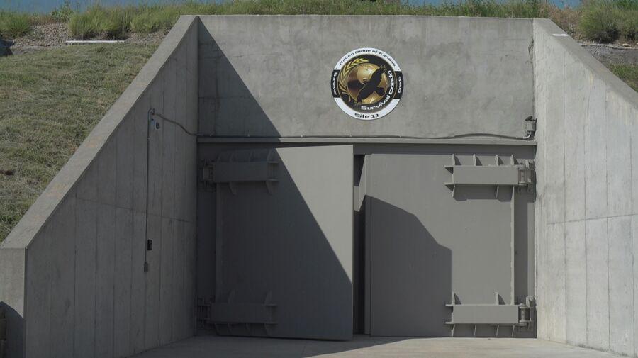 Бывший военный объект в штате Канзас