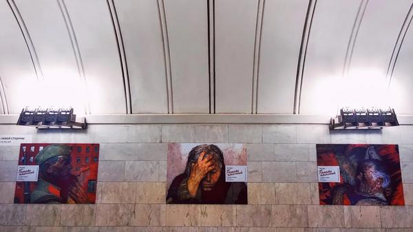 Экспонаты выставки Память поколений теперь можно увидеть в метро