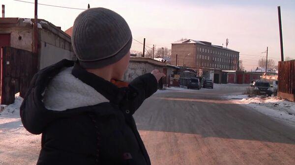 Ученик школы №37 г. Иркутска,  участвовавший в спасении школьницы, рассказывает ход событий