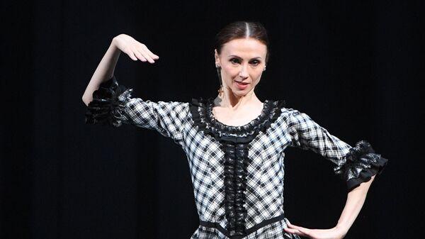 Новая программа балерины Большого театра С. Захаровой
