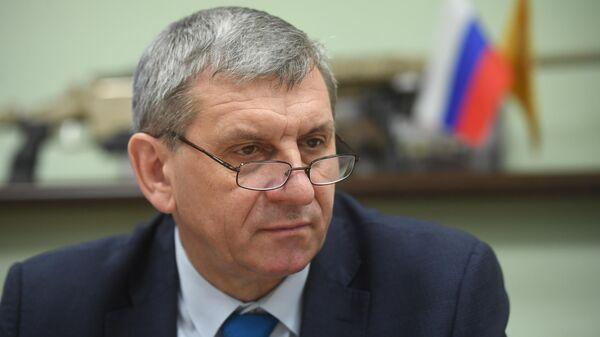 Генеральный директор компании ORSIS Владимир Злобин