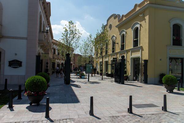 Торговый центр в Ла Рока, Барселона