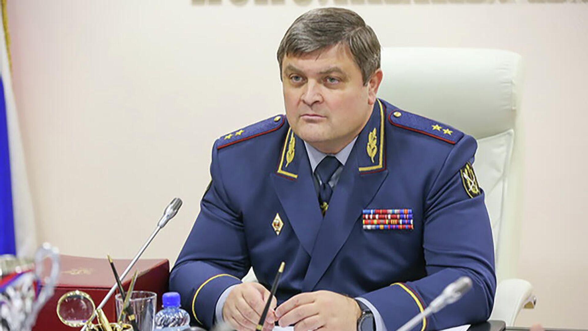 Путин освободил от должности первого замглавы ФСИН Рудого