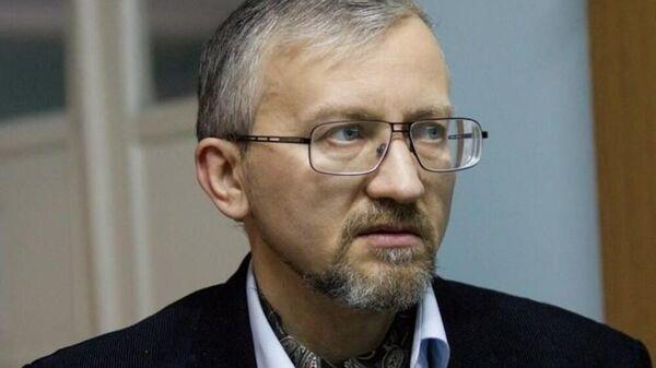 Депутат Народного совета ДНР Владислав Русанов