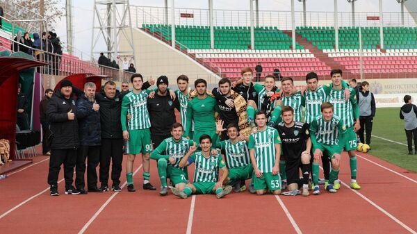 Молодежная команда Ахмат