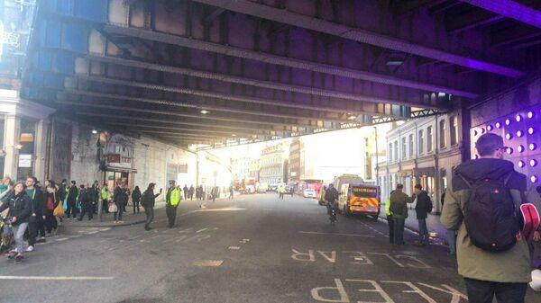 Обстановка в Лондоне после инцидента близ Лондонского моста