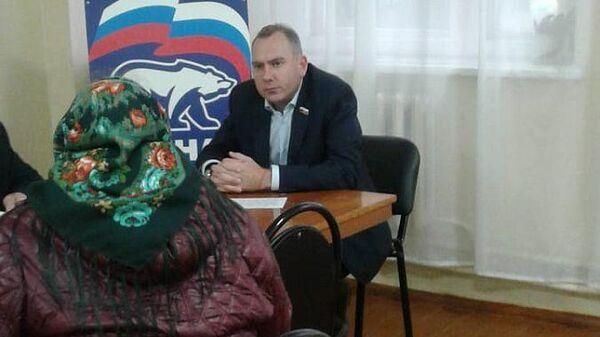 Депутат законодательного собрания Пензенской области Владимир Вдонин