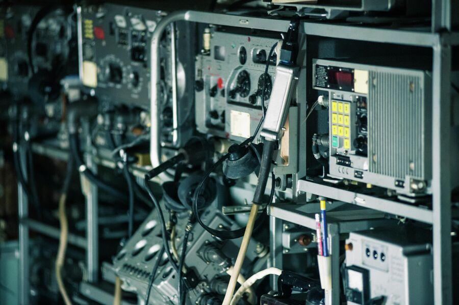 Радиооборудование противоатомного убежища С-2 в Севастополе