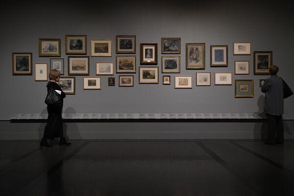 Выставка Томас Гейнсборо в ГМИИ им. А.С. Пушкина