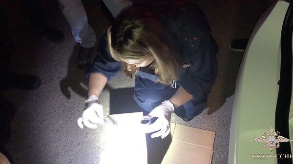 Следственные действия в рамках уголовного дела о преступном сообществе, занимавшемся торговлей наркотиками