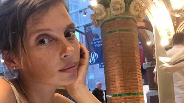 Украинская писательница Ирена Карпа