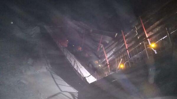На 76-м километре автодороги Усть-Кут — Киренск произошло обрушение моста под большегрузом. 4 декабря 2019