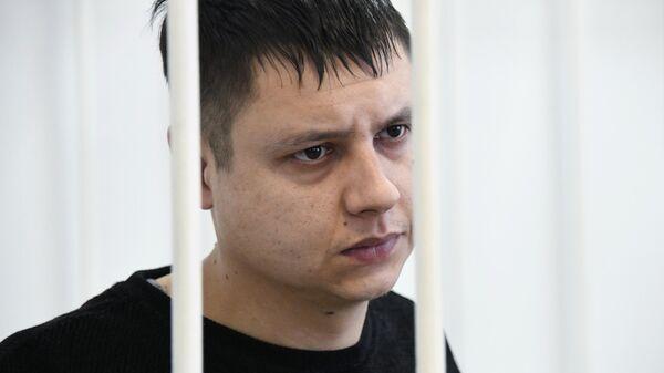 Индивидуальный предприниматель Иван Стрельников, организатор рейса по маршруту Чита - Сретенск, в суде. 4 декабря 2019