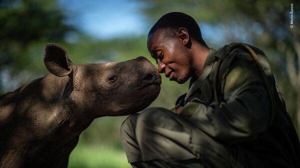 Martin Buzora. Шортлист Wildlife Photographer of the Year LUMIX People's Choice Award