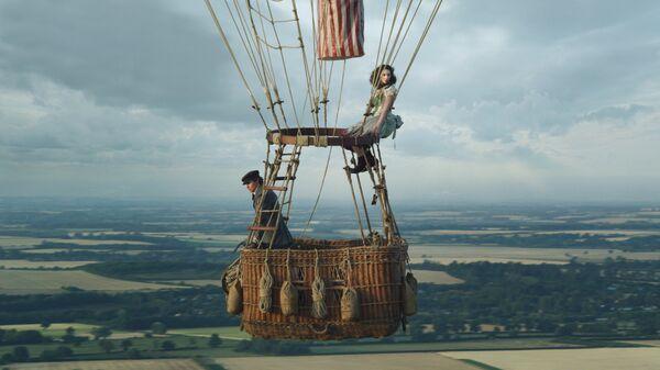 Кадр из фильма Аэронавты