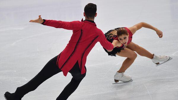 Фигурное катание. Анастасия Мишина и Александр Галлямов