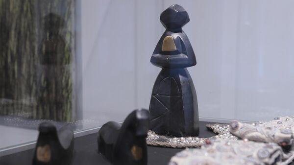 На выставке предметов для интерьера Трын*Трава: современный русский стиль