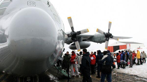 С-130 ВВС Чили