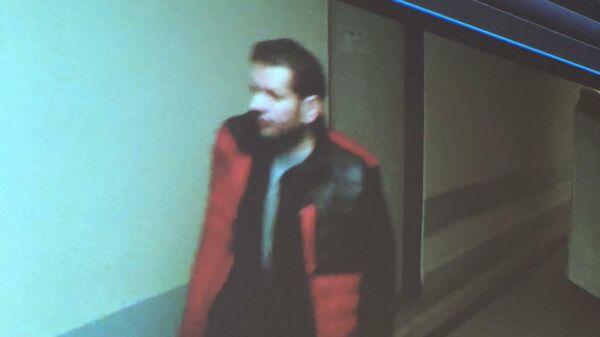 Фото подозреваемого, опубликованное полицией Чехии в связи с расследованием стрельбы в больнице
