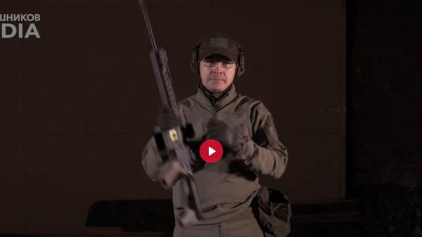 Концерн Калашников сравнил новейший российский автомат АК-12 и американскую винтовку М4