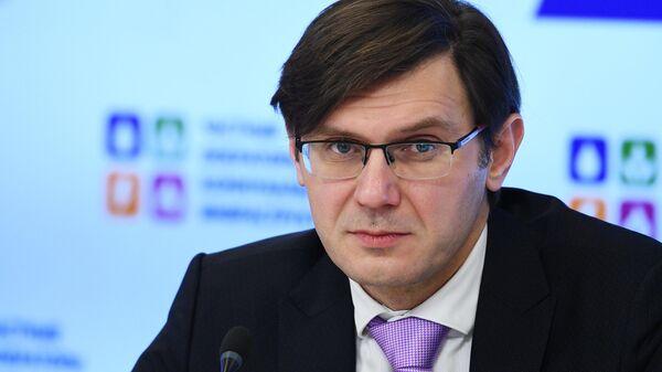 Заместитель генерального директора по вопросам правового и аналитического сопровождения ППК Российский экологический оператор Алексей Макрушин