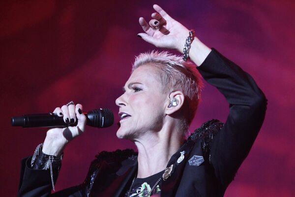 Вокалистка группы Roxette Мари Фредрикссон