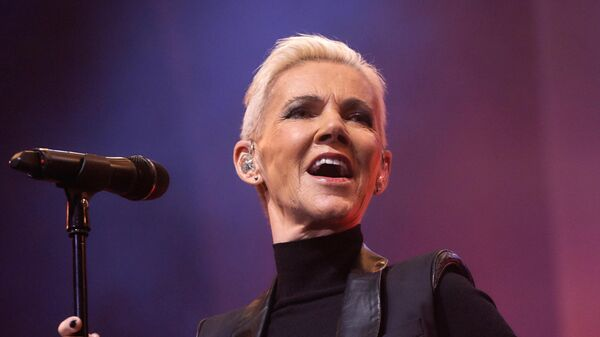 Вокалистка шведской группы Roxette Мари Фредрикссон