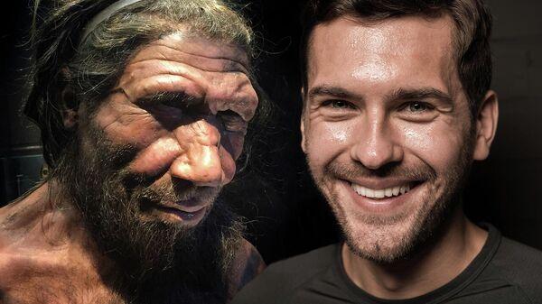 Неандерталец и современный человек