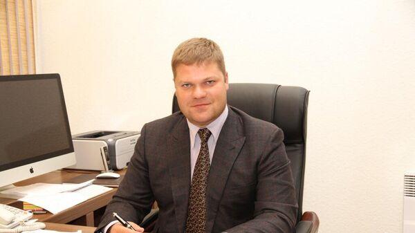 Генеральный директор петербургского ОАО Метрострой Николай Александров